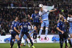 Coppa Italia |  è la Lazio ad esultare |  Milinkovic e Correa lanciano i biancocelesti |