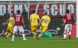 Milan Frosinone 2 0, le pagelle di CalcioWeb: decisivi Suso