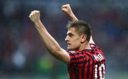 "Milan, Piatek: ""Speravo nelle vittoria della Juve. Ora dobbi"