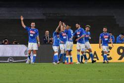 Napoli Inter 4 1, dominio della squadra di Ancelotti: i nera