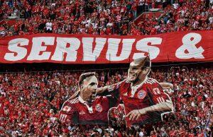 Festa Bayern Monaco