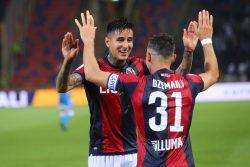 Bologna Napoli 3 2, le pagelle di CalcioWeb: super Santander