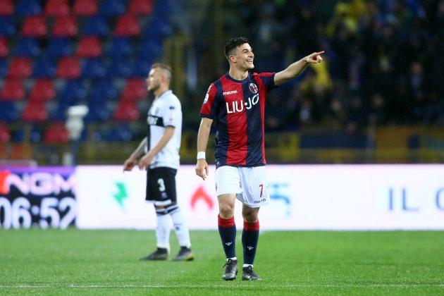 Bologna Parma pagelle