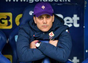 Fiorentina, in attesa dell'Arsenal il tecnico Montella parla