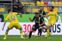 Frosinone e Chievo chiudono senza gloria: scialbo 0 0 tra 'r