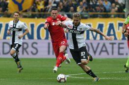 """Parma, Kucka: """"Spero possa andare meglio dello scorso anno,"""