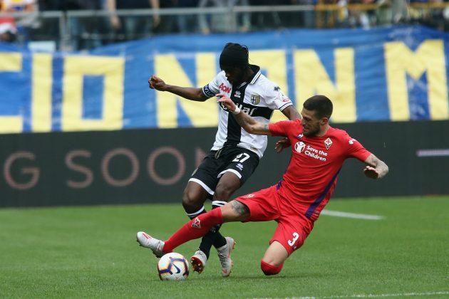 Parma Fiorentina pagelle