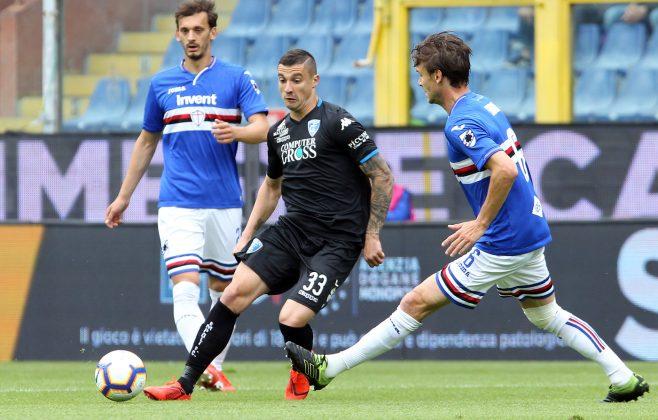 Sampdoria Empoli pagelle
