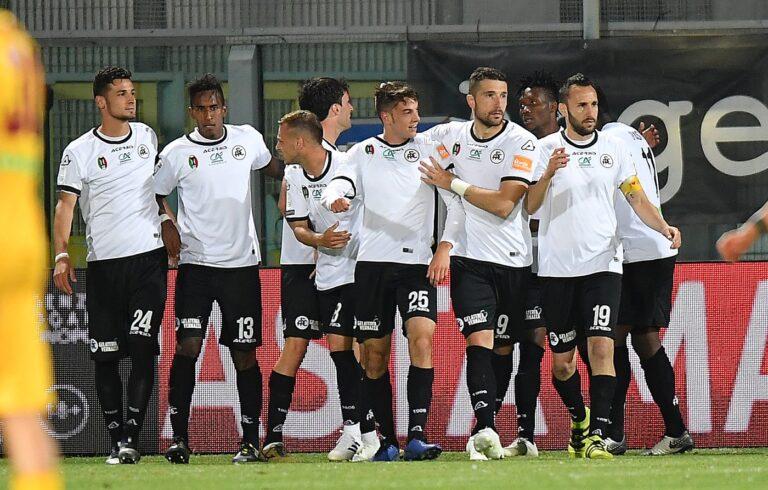 Spezia-Benevento streaming