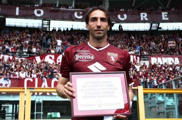 Addio calcio Moretti