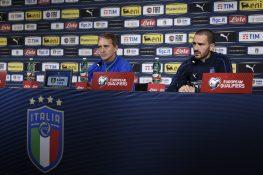 Italia, Mancini annuncia l'attaccante titolare contro la Bos