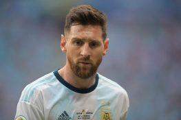 Argentina, Messi chiede scusa alla CONMEBOL: il fuoriclasse