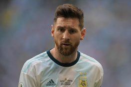 Messi, lo sfogo in Coppa America potrebbe costare una squali