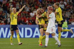 Mondiale Femminile, alla Svezia basta Blackstenius: scandina