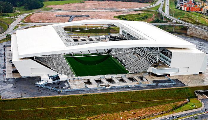 Arena Corinthians (Capienza: 49.205)