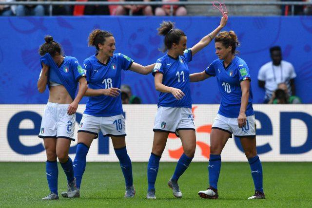 detenute Rebibbia Italia femminile