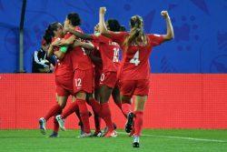 Mondiale femminile, il Canada supera 2 0 la Nuova Zelanda [F