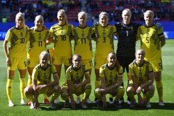 Mondiale femminile, dominio della Svezia contro la Thailandi