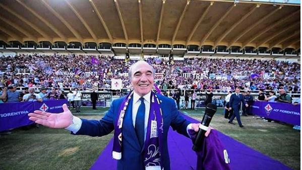 Fiorentina, Barone:
