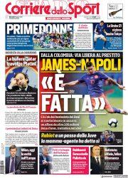 """La rassegna stampa di mercoledì 19 giugno – James Napoli: """"E"""