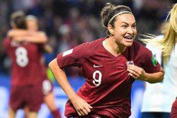 Mondiale femminile, l'Inghilterra batte l'Argentina e vola agli ottavi: ...
