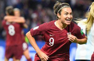 Inghilterra-Argentina femminile