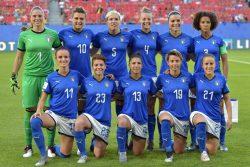Mondiale femminile, maxi schermo per Italia Cina a Milano [D