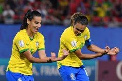 Mondiale Femminile, Italia Brasile 0 1: azzurre sconfitte, m