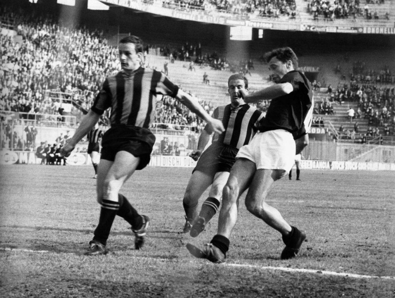 Atalanta Coppa Italia 1963