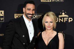 Adil Rami e Pamela Anderson non stanno più insieme, ma l'acc