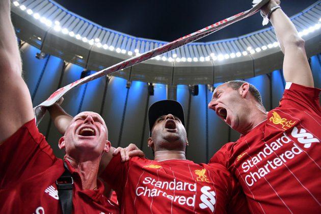 Liverpool festa