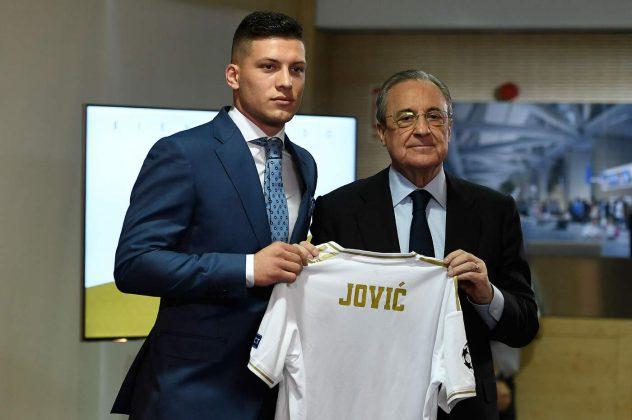 presentazione Jovic
