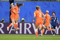 Mondiale femminile, Olanda Giappone 2 1: saranno le Oranje a