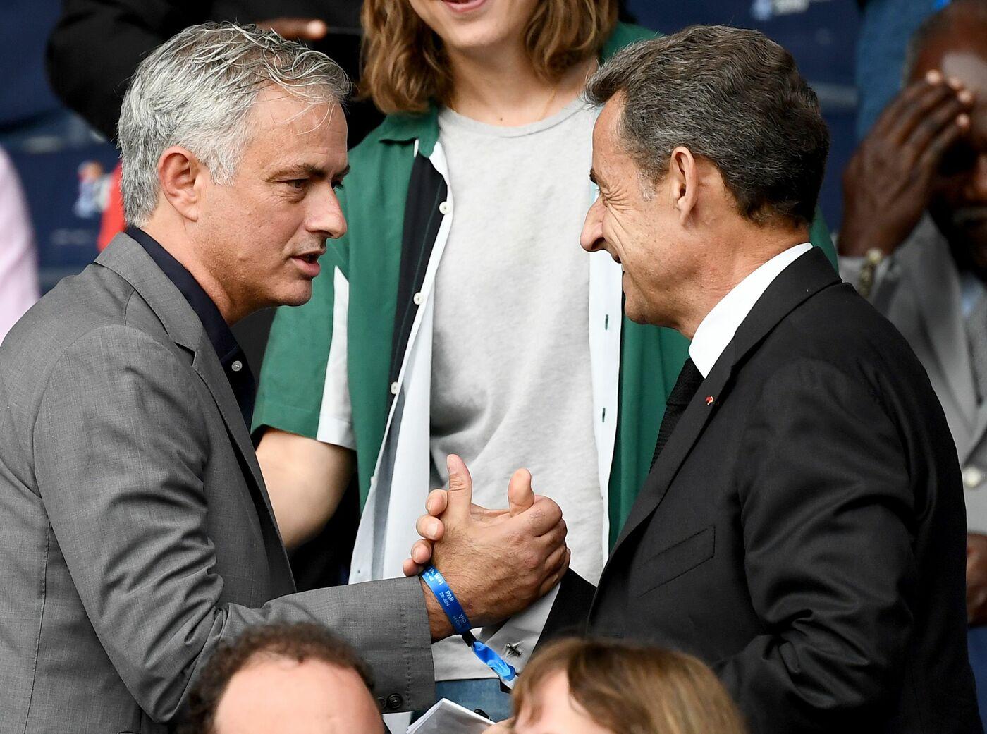Mourinho si confessa: