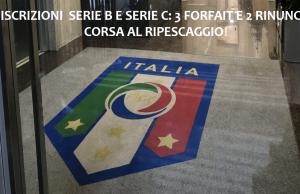 Iscrizioni Serie B