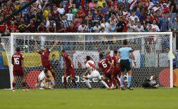 Coppa America, Venezuala e Perù si dividono la posta: finisc