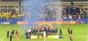 Atalanta vince campionato Primavera