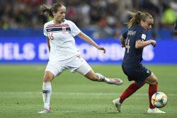 Mondiale femminile |  la Francia continua a volare |  Norvegia ko ed ottavi conquistati FOTO