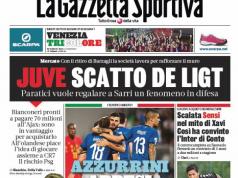 rassegna stampa calcio