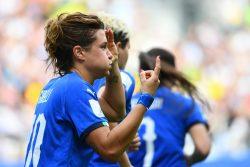Mondiale femminile |  Italia-Cina 2-0 |  le pagelle di CalcioWeb |  Linari incredibile