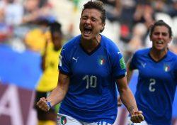 """Mondiale femminile, Girelli: """"un sogno che si avvera"""""""