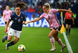 Mondiale femminile, l'Inghilterra non sbaglia un colpo: la S