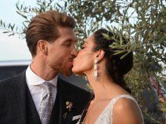 Matrimonio Sergio Ramos