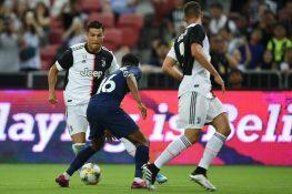 Juventus, esordio amaro in ICC: un gol pazzesco di Kane beff