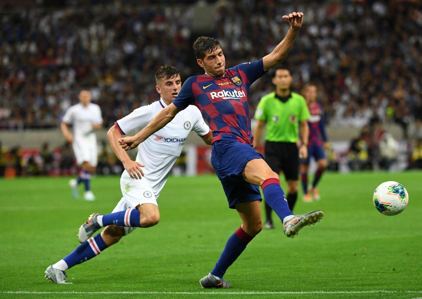 Il Barcellona vince la Rakuten Cup, battuto il Vissel Kobe di Iniesta e ...