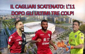 Calciomercato Cagliari, che colpi per Maran: il nuovo 11 per l'assalto alla salvezza [FOTO]