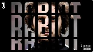 ufficiale Rabiot Juventus