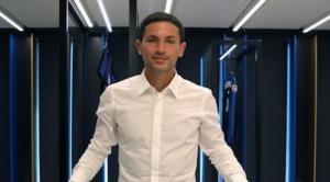 """Inter, Sensi: """"Conte ha una mentalità vincente, mi trovo ben"""
