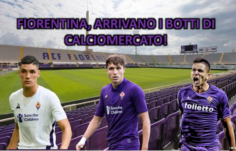 Come cambia la Fiorentina