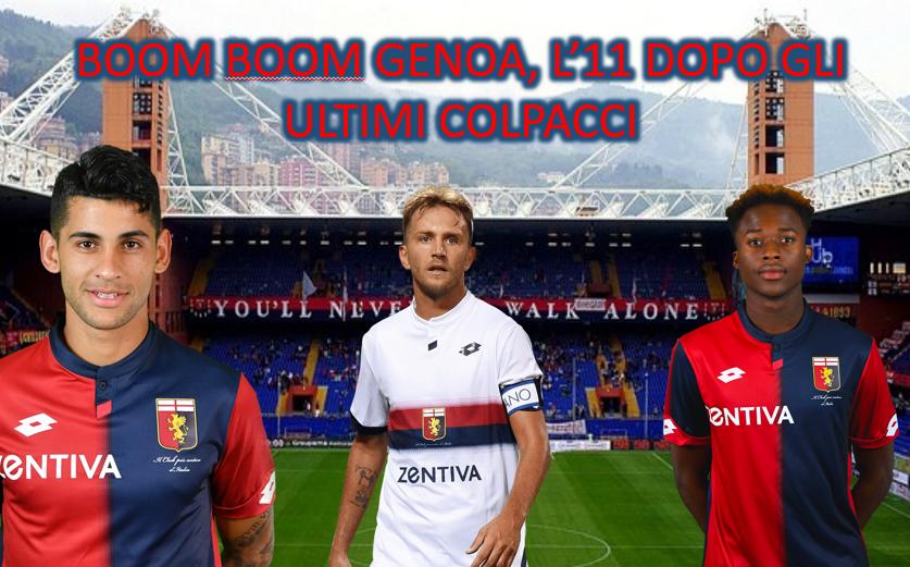 Il nuovo Genoa